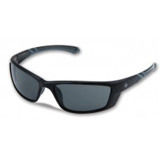 Punisher Gray Polarized Lens with Gloss Black Frame