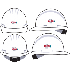 Logo Service – Personalize Your Hard Hat