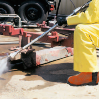 High Pressure Spray Jet Wash Footwear