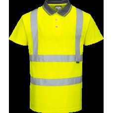 Hi-Vis S/S Polo Shirt