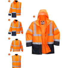 5in1 Hi-Vis Executive Jacket