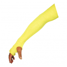 Majestic 3145-16TH Kevlar Cut & Heat Resistant Sleeve - 16-inch with Thumb Hole