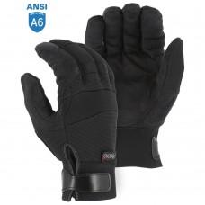 Majestic A1P37B Powercut with Alycore Cut & Puncture Resistant Mechanics Glove
