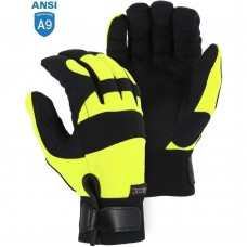 Majestic A4B37Y Powercut with Alycore Cut & Puncture Resistant Mechanics Glove