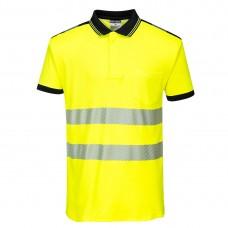 PW3 Hi-Vis Polo Shirt  S/S