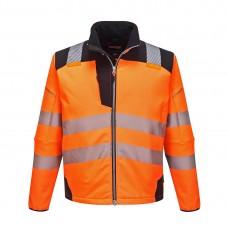 PW3 Hi-Vis Softshell Jacket