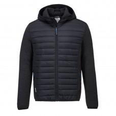 KX3 Baffle Knit Jacket