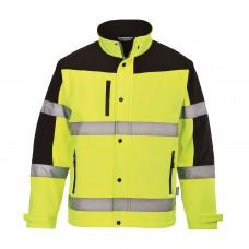 Two-Tone Softshell Jacket
