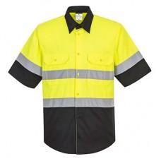 Hi-Vis Work Shirt  S/S