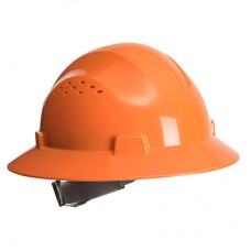 Full Brim Future Helmet Vented