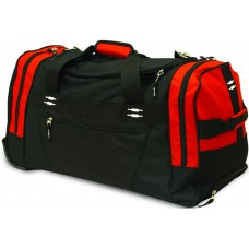Rolling Duffel Bag with Extendable Handle