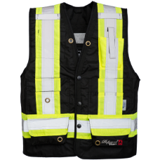 Viking Professional Journeyman 300D Trilobal Rip-stop FR Surveyor Vest