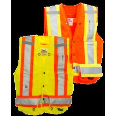 Viking Heavy Duty Surveyor Safety Vest