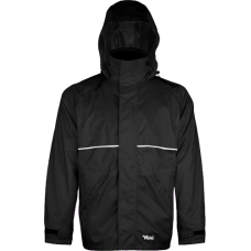 Viking Journeyman 420D Black Jacket