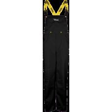 Viking Journeyman 420D Black Bib Pants