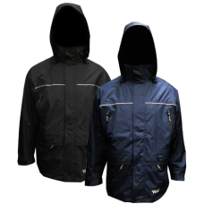 Viking Tempest ThermoMaxx Diamond Insulated Jacket with Detachable Hood