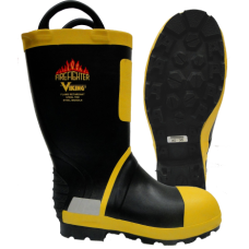 Viking Firefighter Felt Lined Work Boots